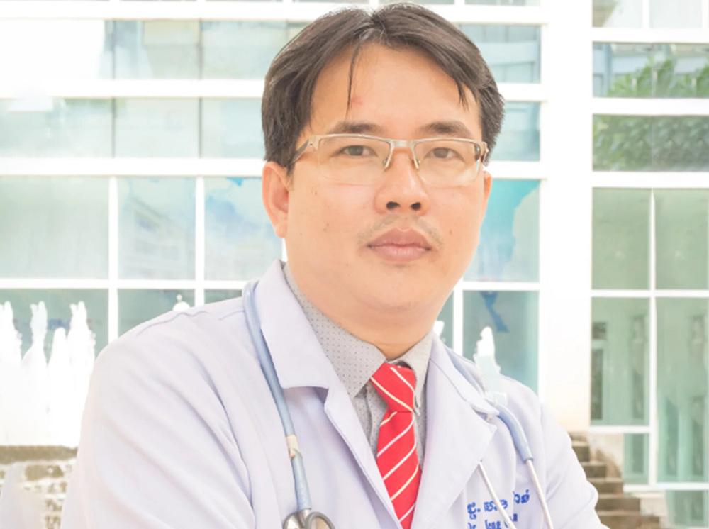 Dr. Heng Chhayvan
