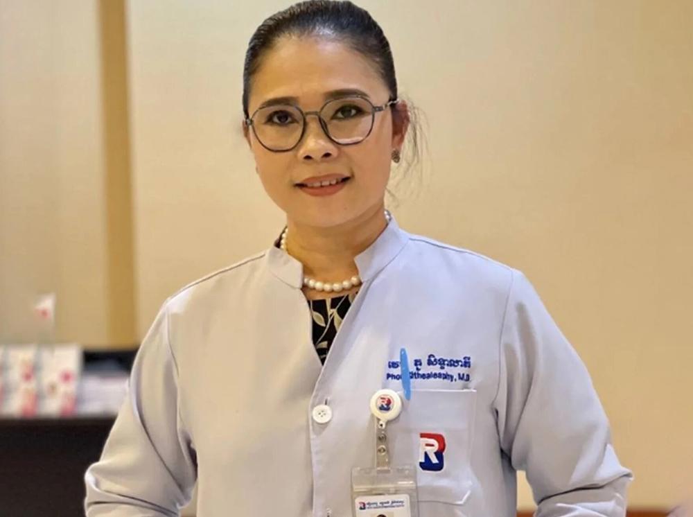 Dr.Phou Sithealeaphy
