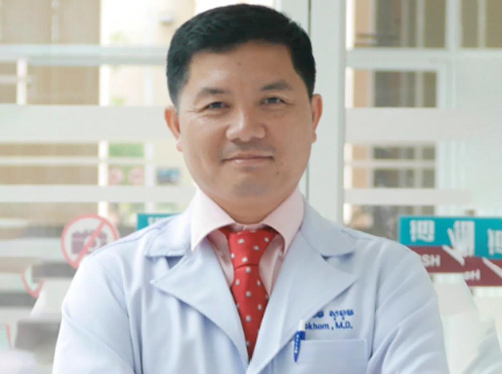 Dr. Em Sokhom