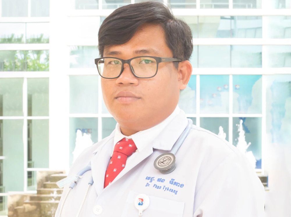 Phan Tykeang,M.D