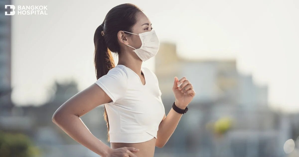 Must-Know! Exercising With A Face Mask
